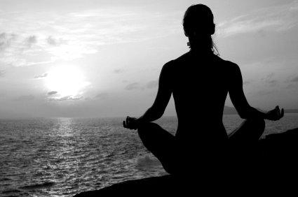 Image result for meditationblack person